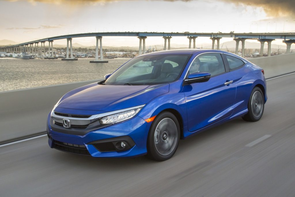 2018 Honda Civic Price