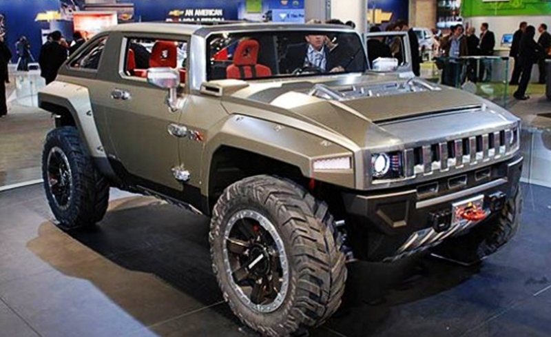 Hummer Price 2018 >> 2018 Hummer H4 Colors Release Date Redesign Price