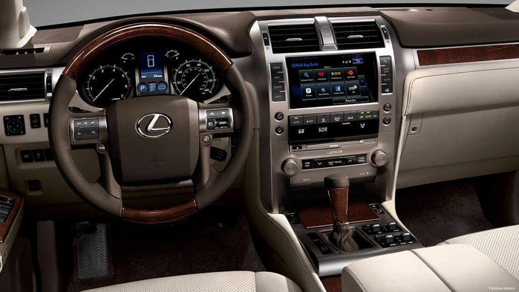 Lexus GX 470 off road