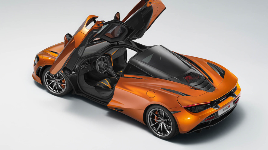 McLaren 720S interior review