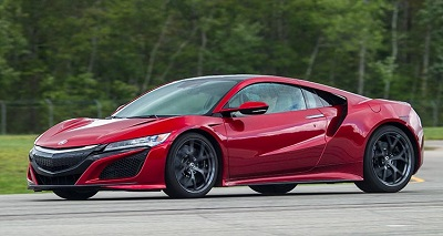 acura nsx 2018 new