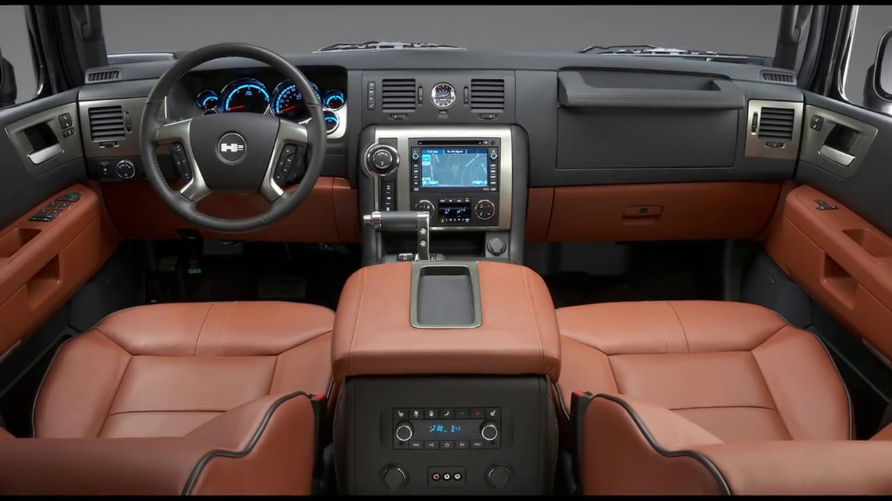 2018 Hummer H2 Review Specs And Photos H3 Wiring Diagram Interior