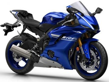 Yamaha YZF-R6 Review