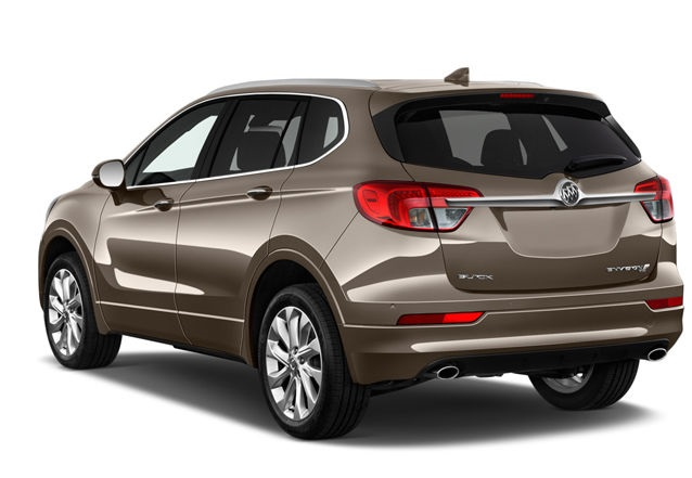 buick envision 2018 & 17