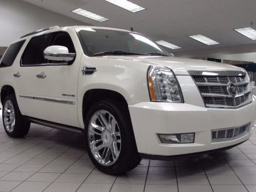 cadillac escalade price