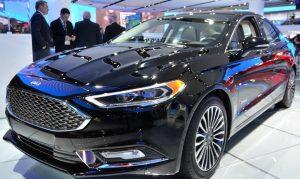 ford fusion hybrid fuel economy
