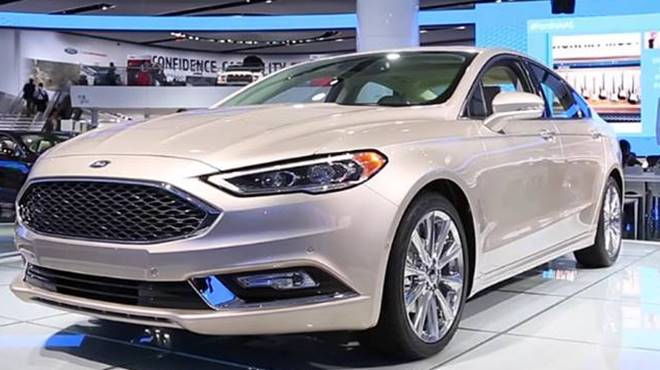 ford fusion hybrid specs