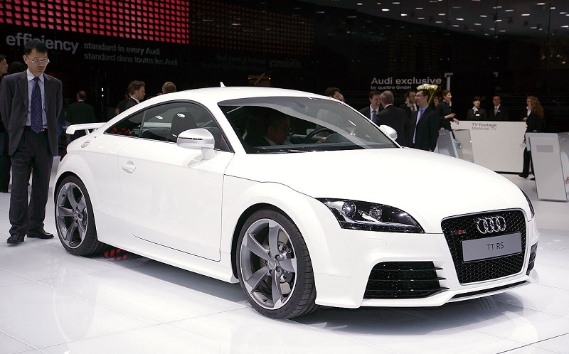 audi tt rs coupe top speed