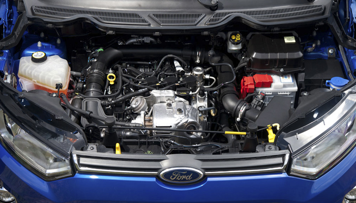 ford ecosport 2018 engine
