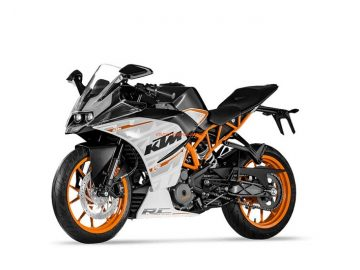 ktm rc 390 top speed