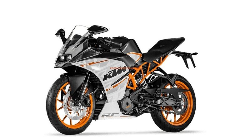 ktm rc 390 top speed