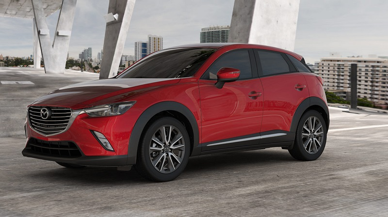 2018 mazda cx 3 review