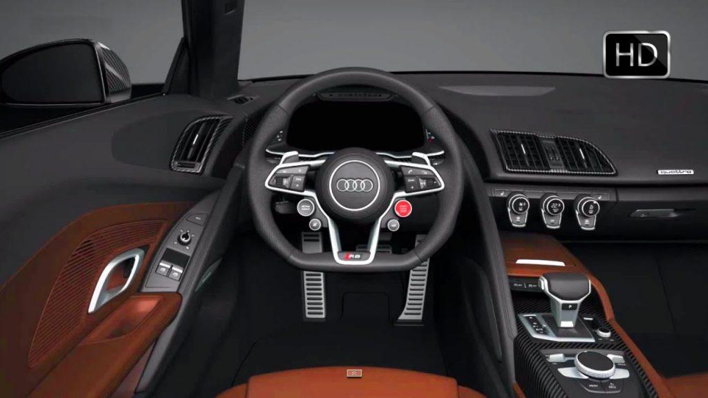 Audi R8 Interior 2018