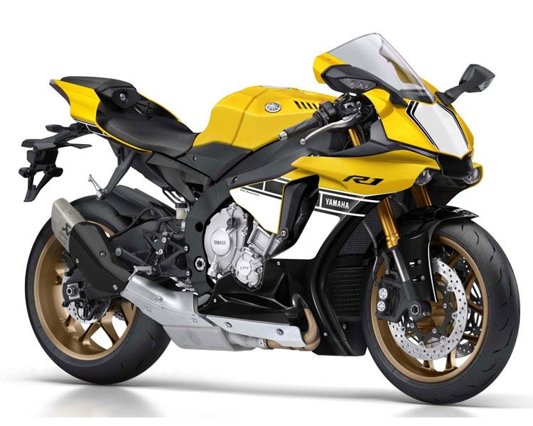 yamaha r1m horsepower