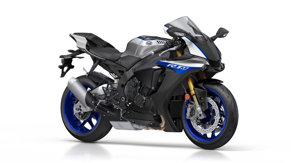 Yamaha r1m top speed one