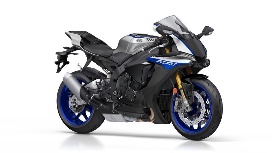 Yamaha r1m top speed one