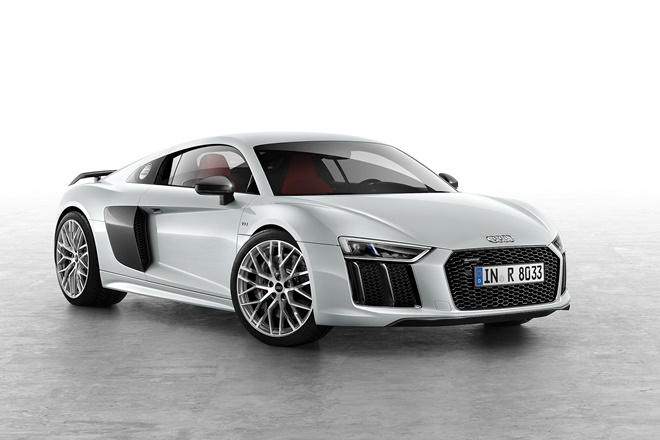Audi r8 2018 model