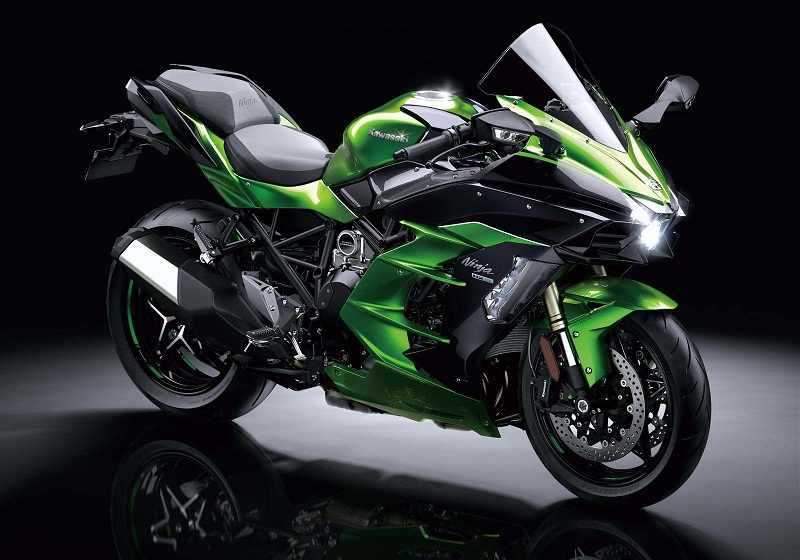 kawasaki ninja h2r top speed