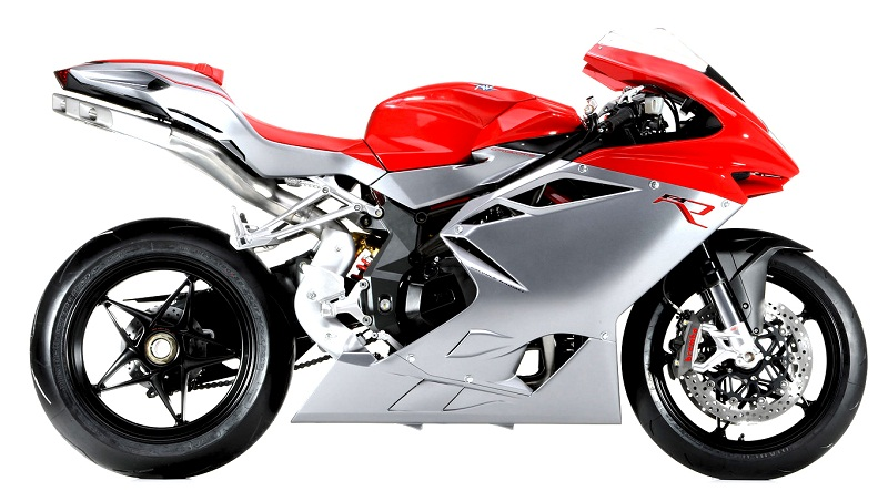 mv agusta f4 top speed