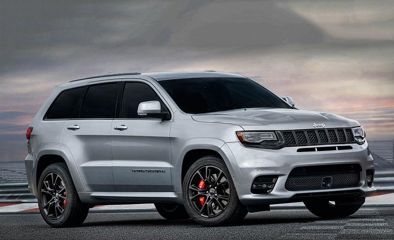 jeep grand cherokee srt 2018 specs