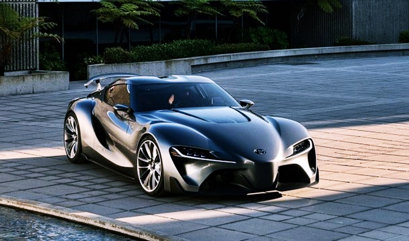 Image result for toyota supra 2019