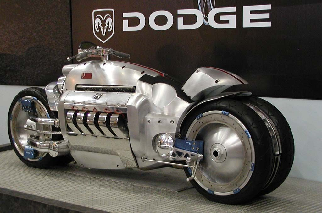 Dodge Tomahawk Review