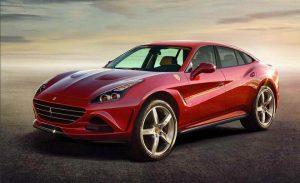 Ferrari SUV 2019