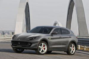 Ferrari SUV new