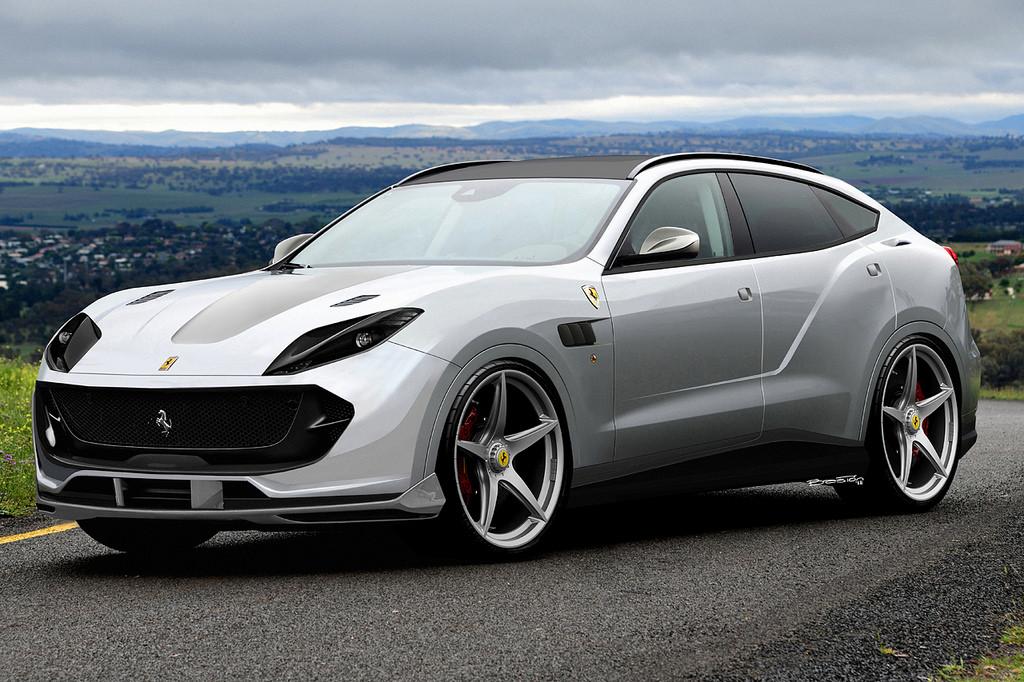 Alfa 4c 2019 >> Ferrari SUV new model – Car And Bike
