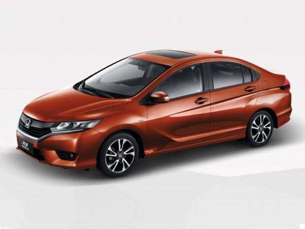 Honda city new car