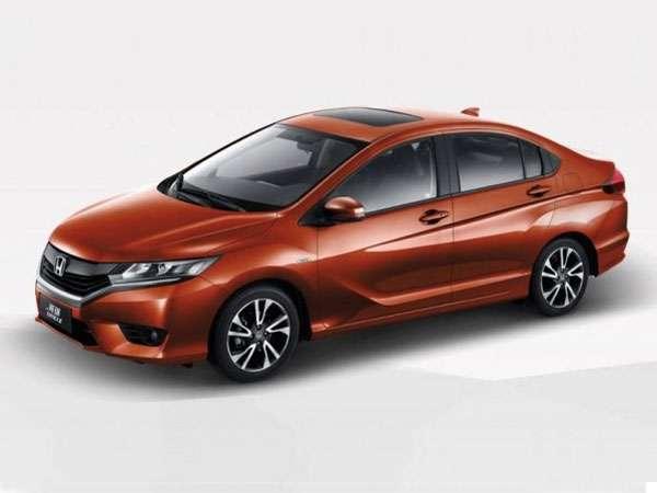 Honda city new car