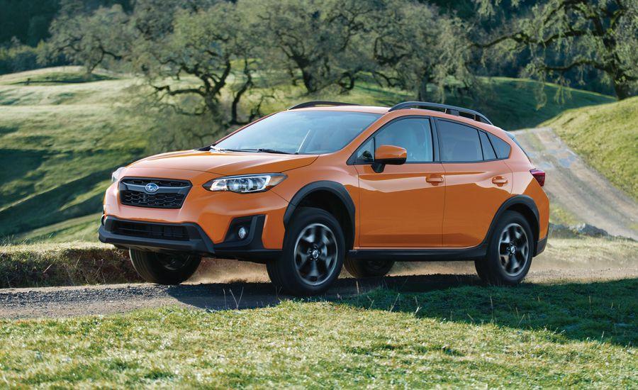 Subaru Crosstrek xt
