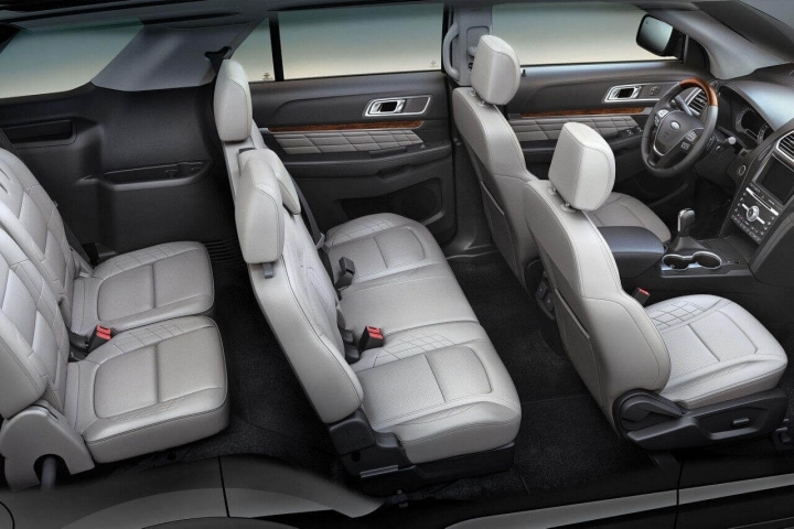 Ford Concept Cars 2019-2020 Ford Explorer Interior with regard to 2019 Ford Explorer Interior