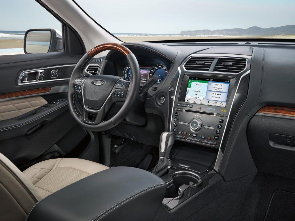 ford explorer 2019 model