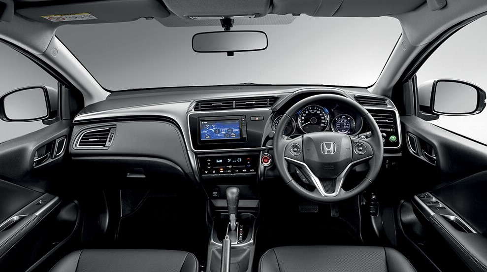 honda city 2019 interior