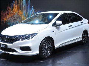 Honda city hybrid