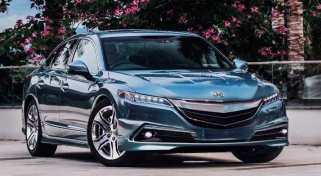 2019 Acura Rlx Redesign Ratings Specs And Photos Car And Bike
