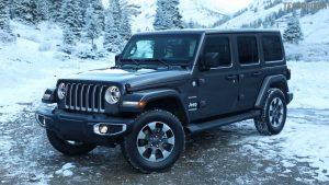 2019 Jeep Wrangler JL