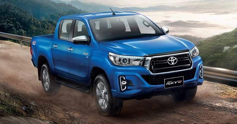 2019 Toyota Hiluxdiesel