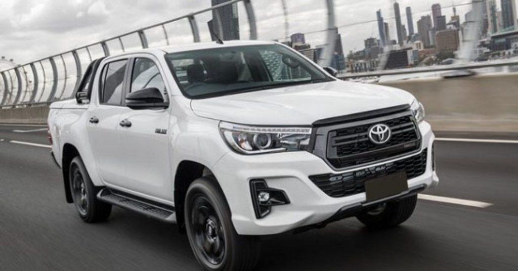 2019 Toyota Hilux new