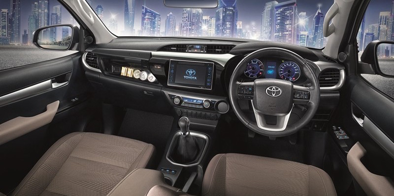 New 2019 Toyota Hilux
