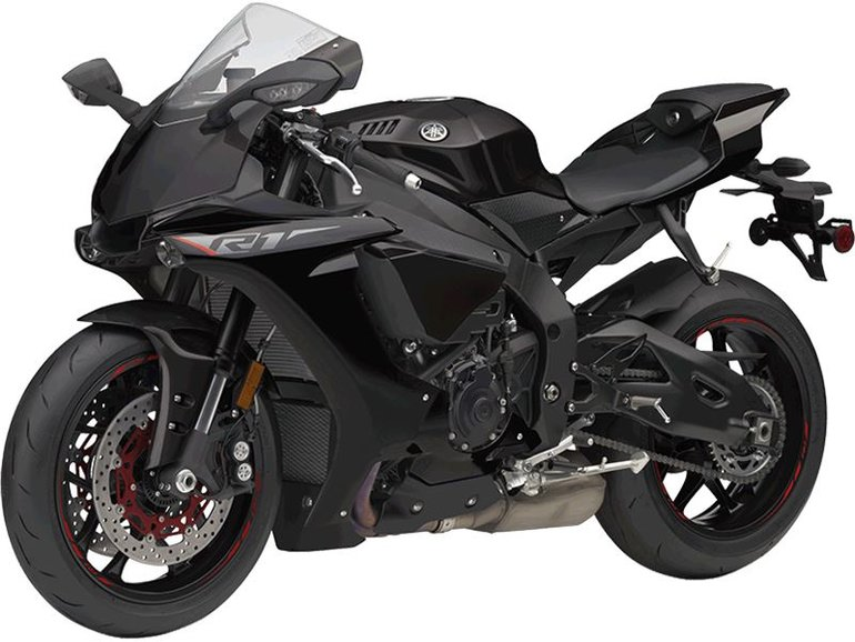 New 2019 Yamaha YZF-R1