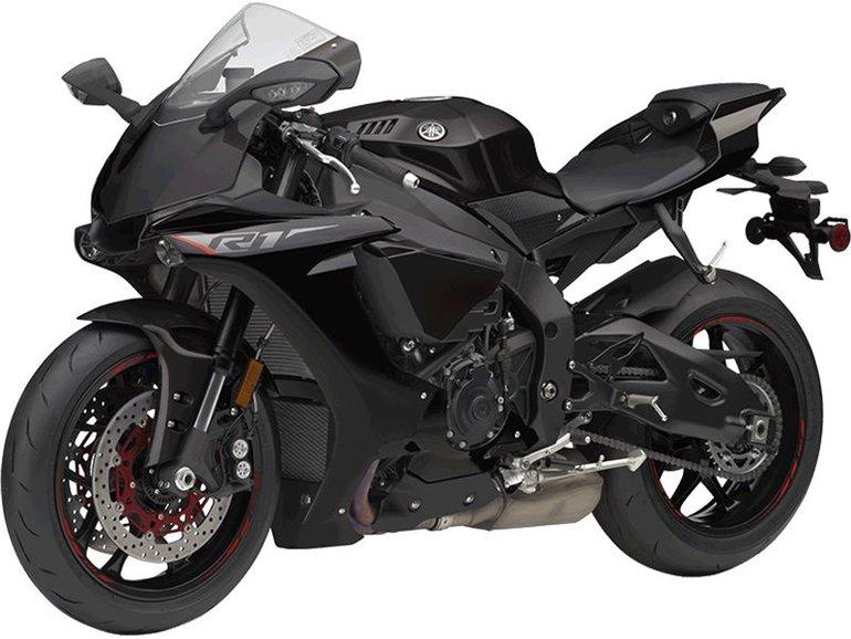 New 2019 Yamaha YZF-R1