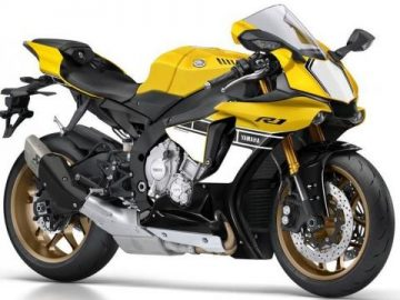 Yamaha YZF-R1 Features