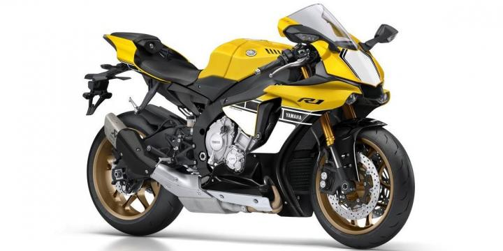 Yamaha YZF-R1 Features