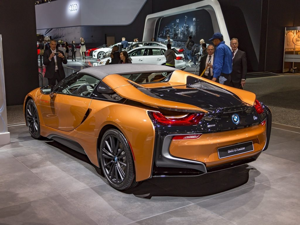The 2019 BMW I8 Review