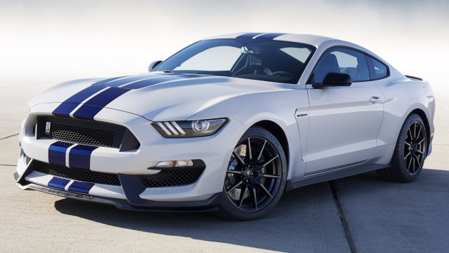 new ford mustang shelby