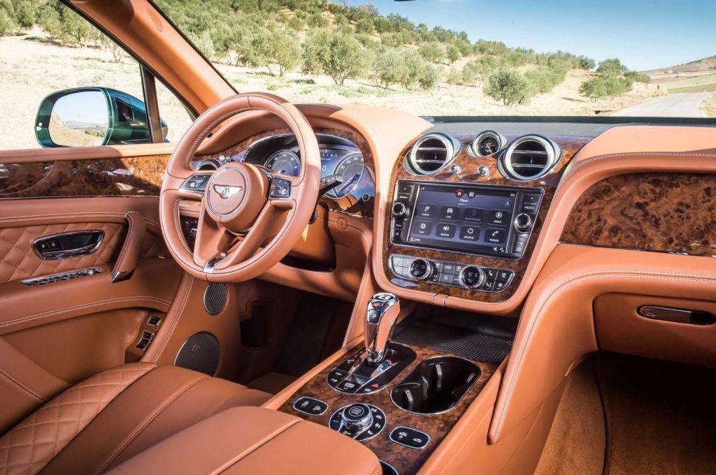 2019 Bentley Bentayga New