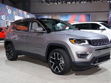 Jeep Compass 2019 Price