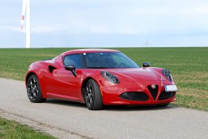 Alfa Romeo 4C Spiderspecs